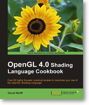 <br /> OpenGL 4.0 Shading Language Cookbook
