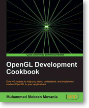 <br /> OpenGL Development Cookbook
