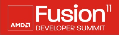 AMD Fusion Developer Summit 2011, AFDS 2011
